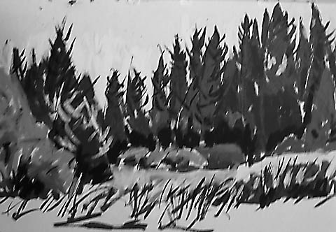 galloway sketch